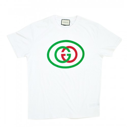 GG Interlock Red Green Tee [HOP Batch]